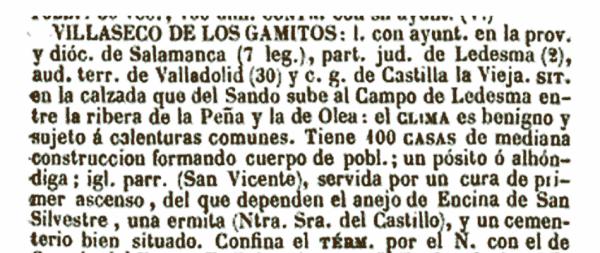 Diccionario Geografico Estadistico Historico de España y sus Posesiones de Ultramar.